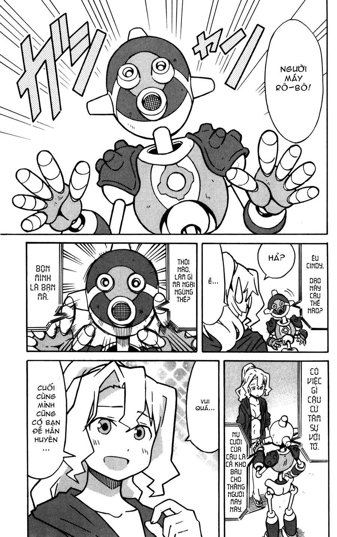 Shinryaku! Ika Musume Chap 218 - Truyen.Chap.VN