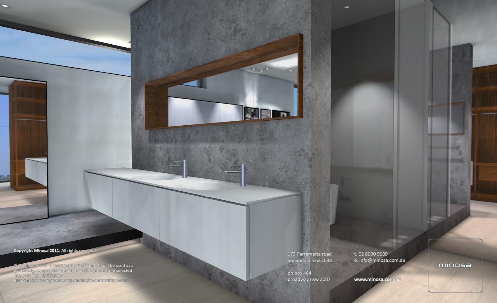 Bathroom Design Plans: Minosa: Bathroom Washbasins