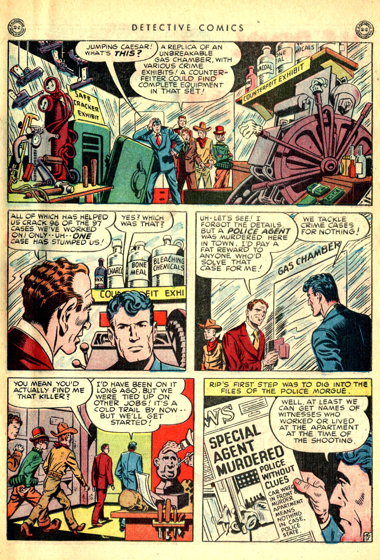 Detective Comics (1937) 141 Page 44