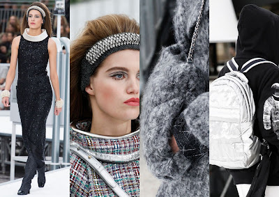 Chanel Otoño/Invierno 2017/2018:Intergaláctico.
