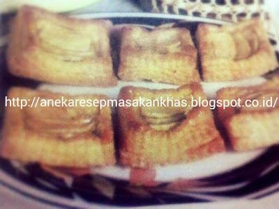 Resep Kue Praktis Pie Renyah isi Apel sederhana cocok untuk sehari-hari