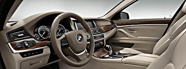 2016 BMW 5 Series Activehybrid Australia