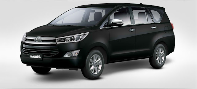 List of Toyota Innova Types Price List Philippines
