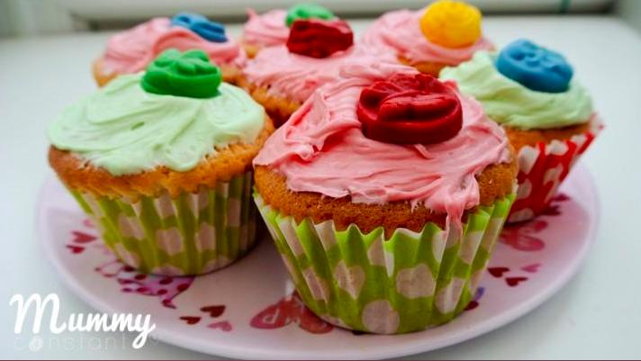 Spring time cupcakes #recipe