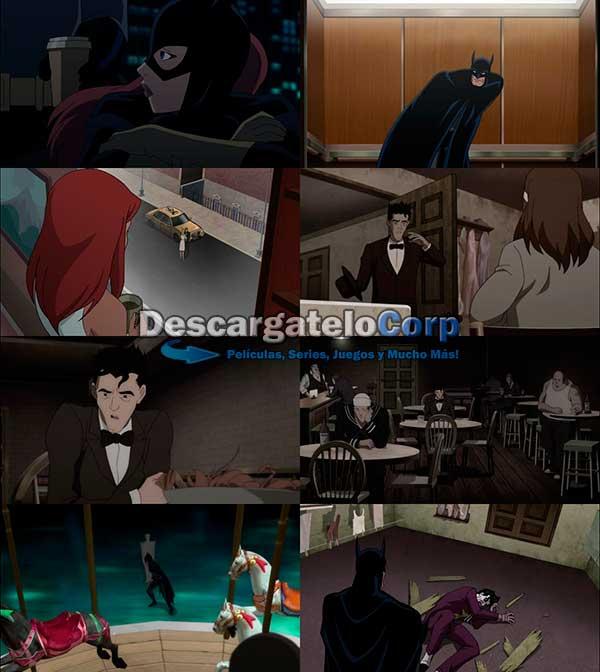 Batman La Broma Asesina DVDRip Latino