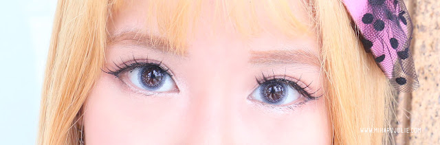 X2 Bio Lace Grey Softlens Review