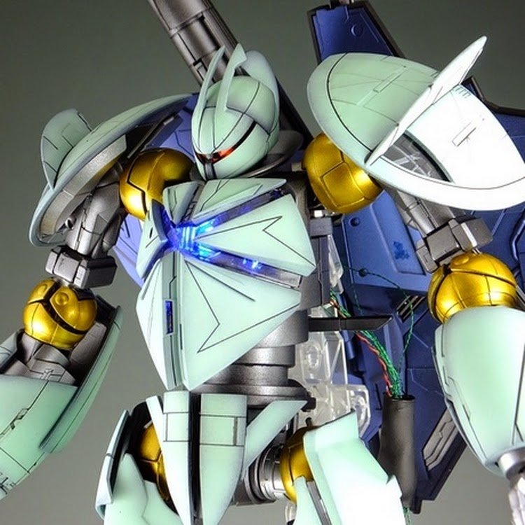 Custom Build Mg 1 100 Turn X With Led Gundam Kits Collection News And Reviews
