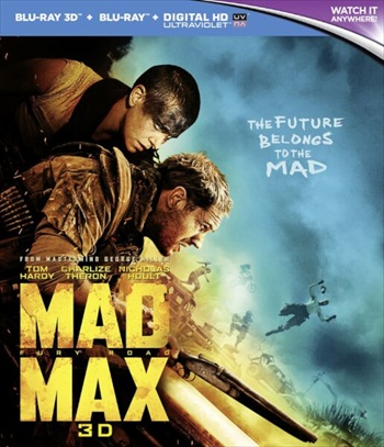Mad Max Fury Road 2015 Dual Audio ORG Hindi 720p BluRay 950mb