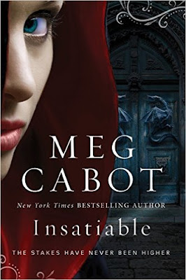 Book Review: Insatiable, by Meg Cabot