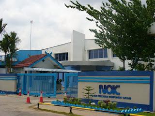 Info Loker Yang Terbaru PT NOK Indonesia MM2100 Cikarang