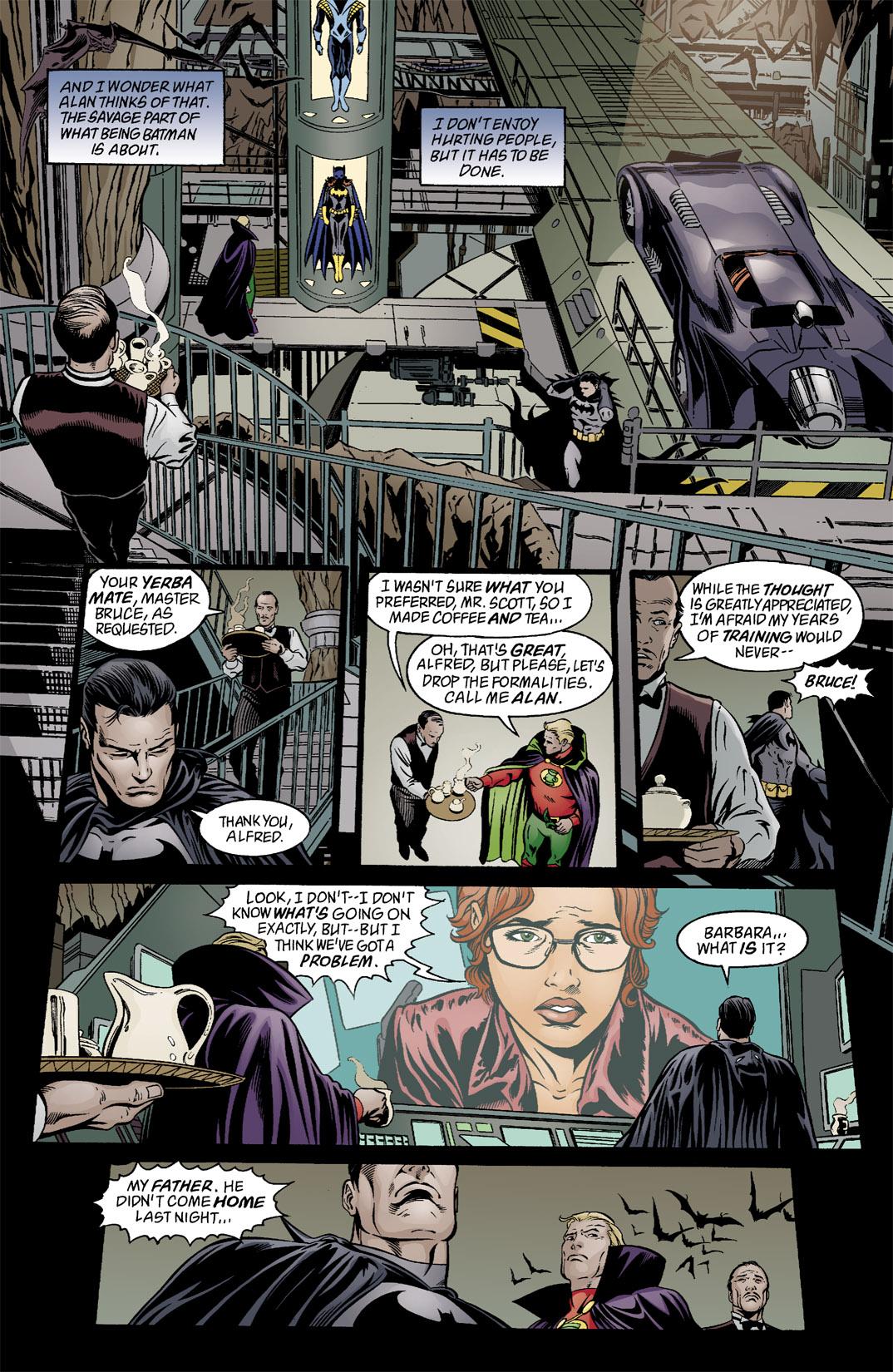 Detective Comics (1937) 786 Page 2