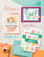 Stampin' Up! Spring / Summer 2018 Catalogue order from Mitosu Crafts UK Online Shop