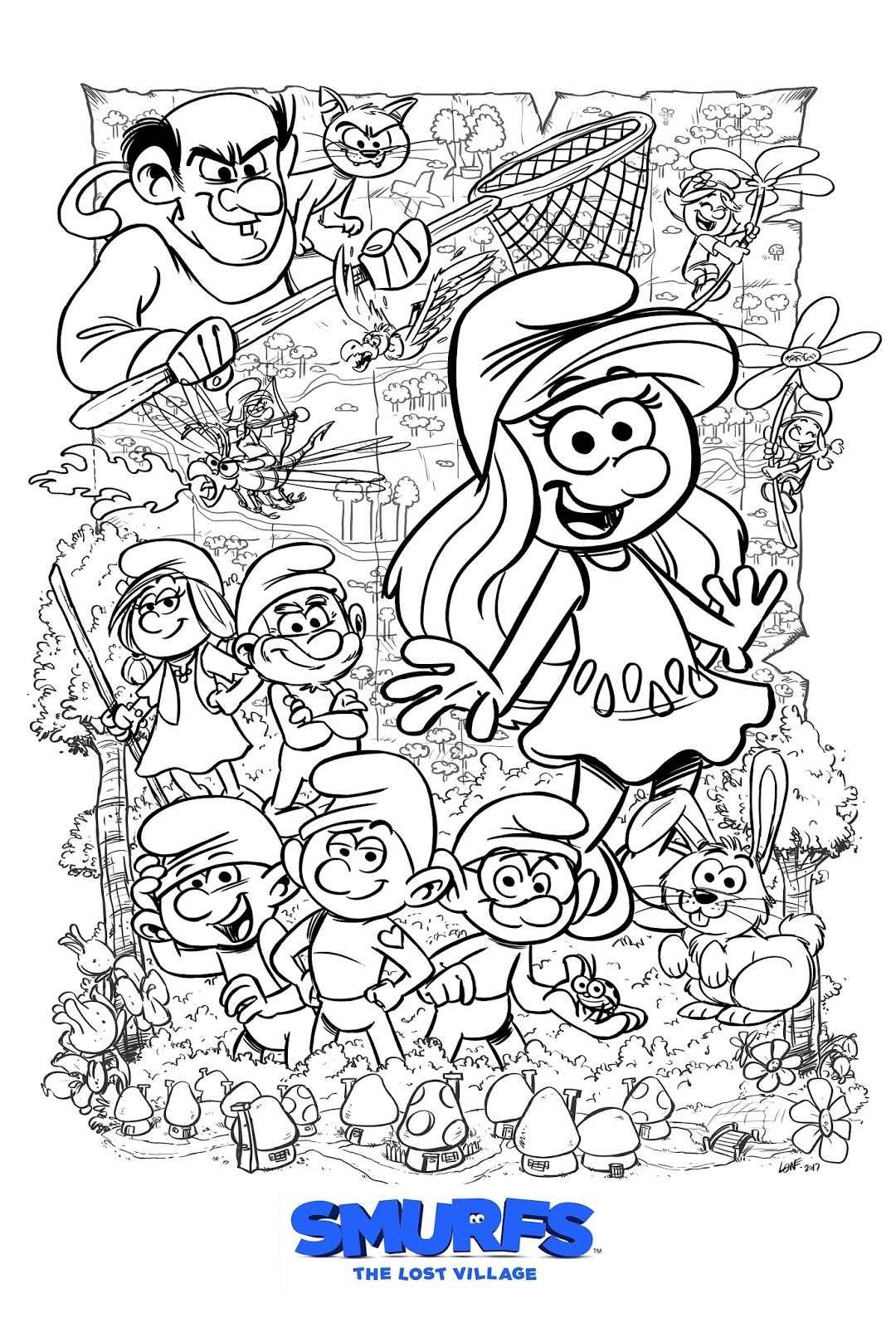 To Celebrate Heres An Adult Coloring Book Page For All Enjoy