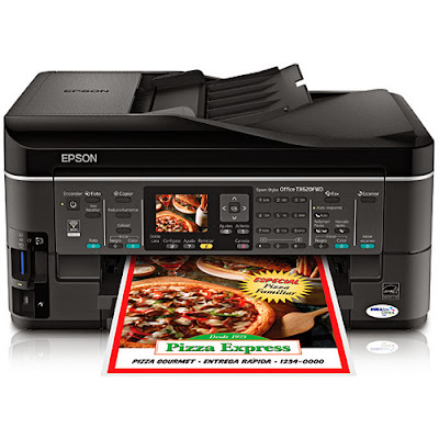 Download Driver Epson Stylus Office TX620FWD