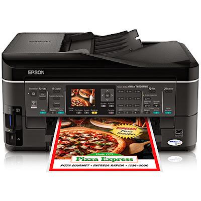 Den Treiber Epson Stylus Office TX620FWD herunterladen