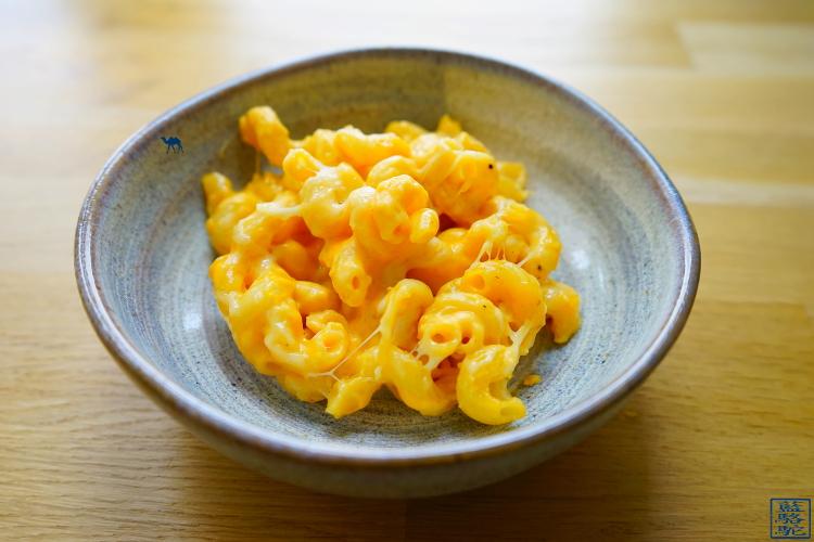 Le Chameau Bleu - Recette du Mac & Cheese fait maison