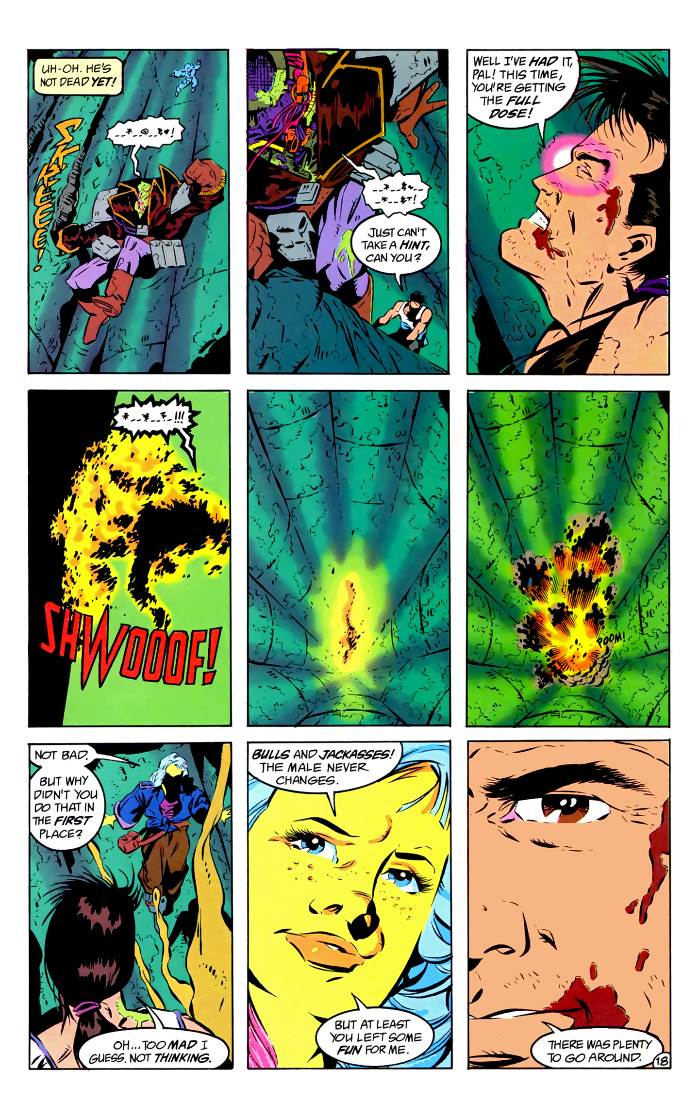 Legion of Super-Heroes (1989) 2 Page 19