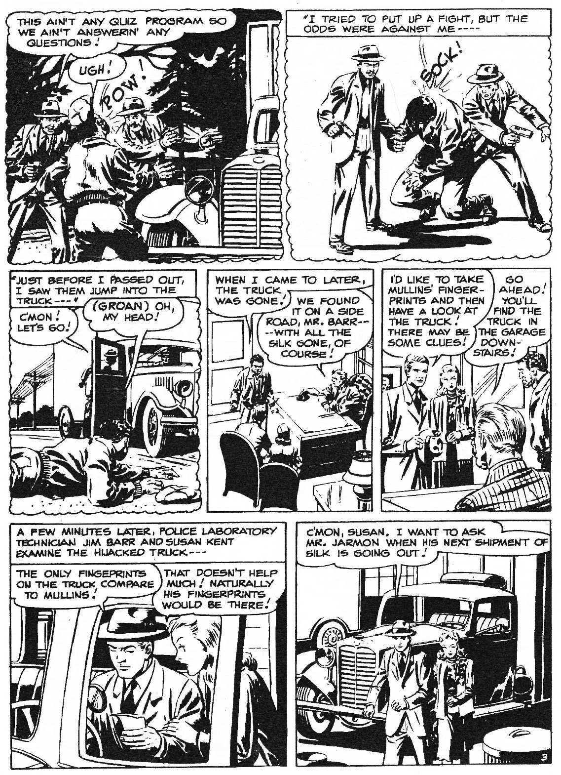 Read online Men of Mystery Comics comic -  Issue #82 - 109
