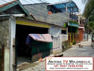 Jual ANTENA TV WAJANBOLIC  KAYU TINGGI-JAKARTA TIMUR