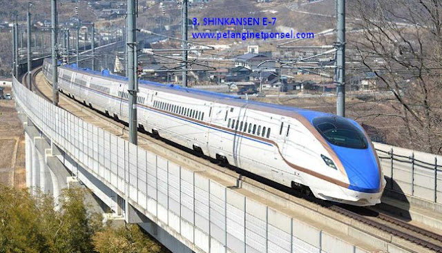 SHINKANSEN E-7