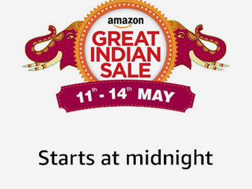 Check Amazon Great Indian Sale discounts offer to buy here