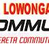 Lowongan Kerja  PT Kereta Commuter Indonesia untuk lulusan SMK
