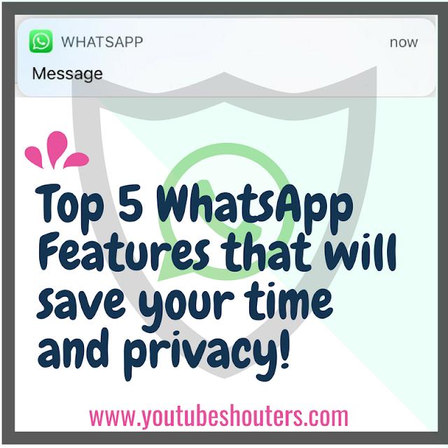 WhatsApp Hidden Features