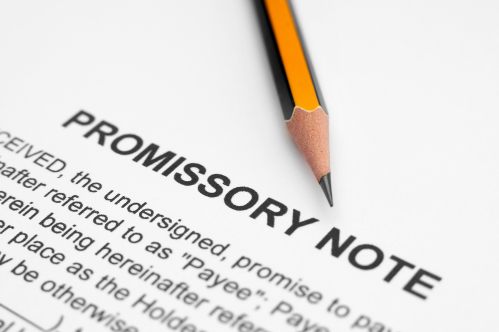 The Securities Law Blog: Brokers Can Win Promissory Note Cases