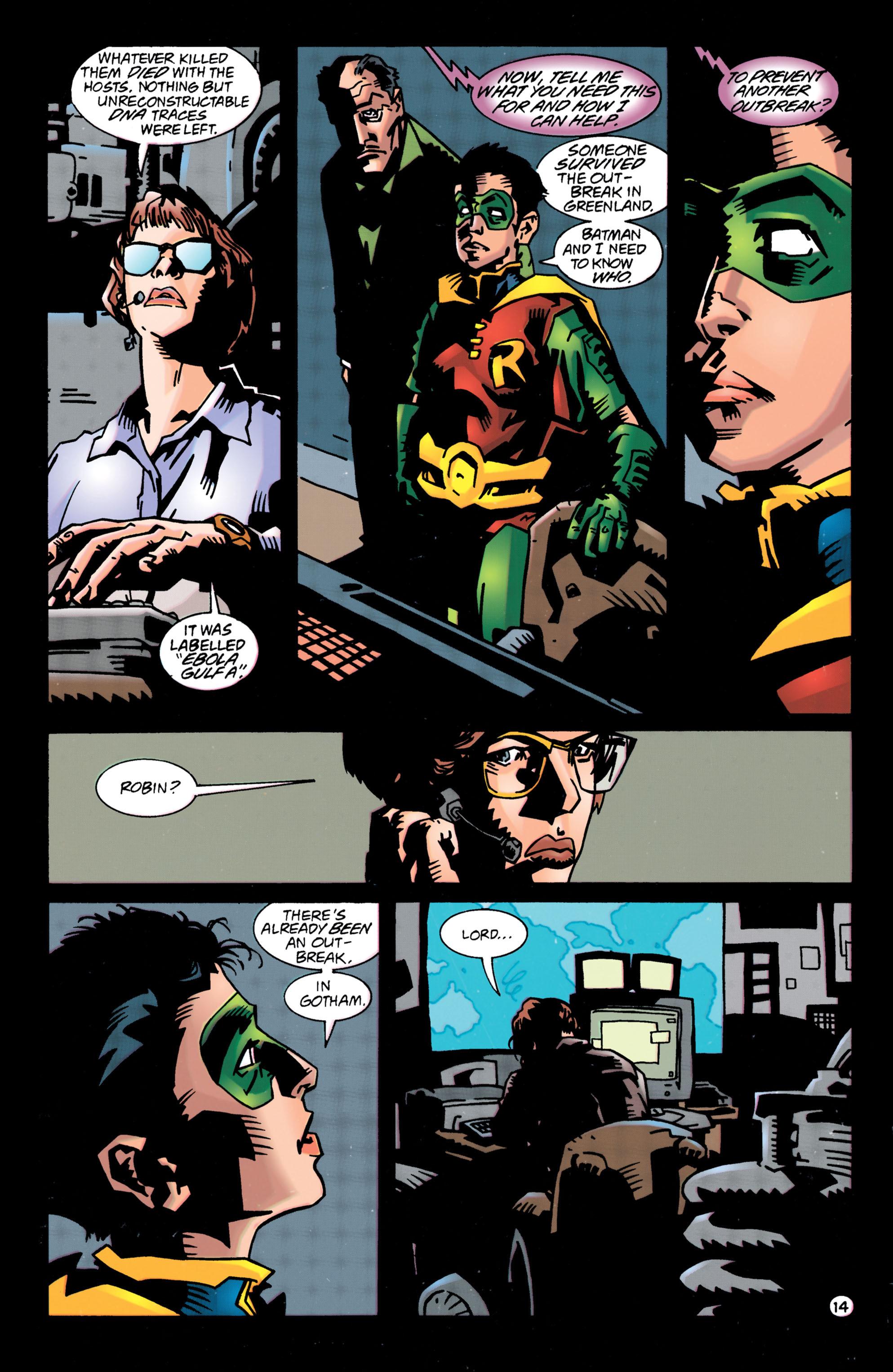 Detective Comics (1937) 695 Page 13