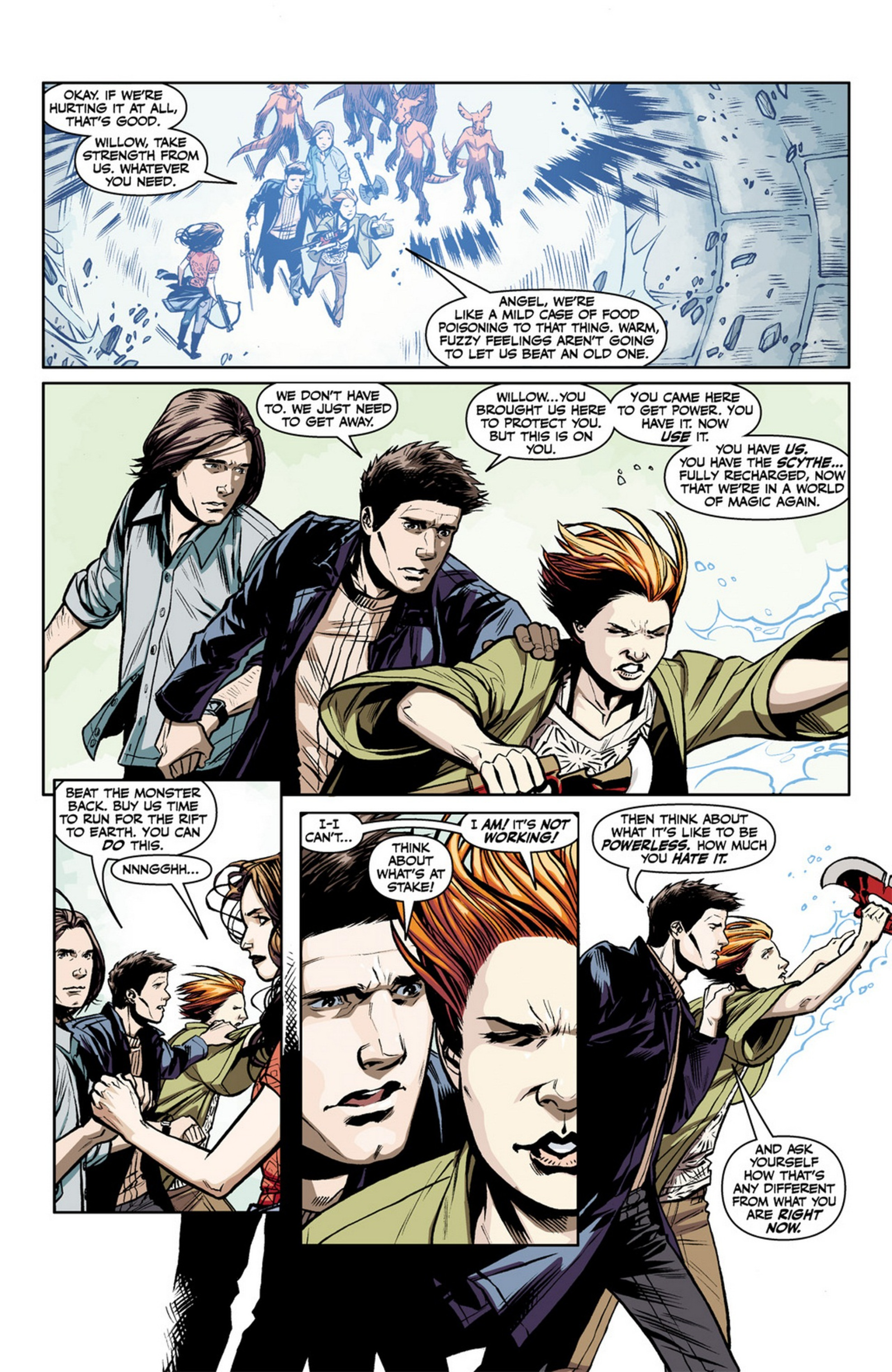 Angel and Faith issue 13 - Page 19