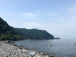 Kawana snorkelling