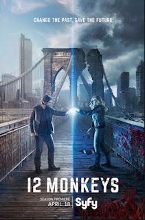 Doce Monos Temporada 2 Poster