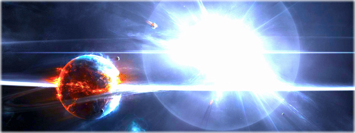 luz de supernova pode ser perigosa?