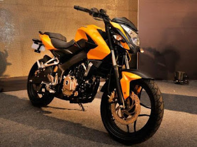 Upcoming 2017 Bajaj Pulsar 200NS HD Images