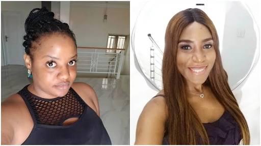 Nollywood actress Funke Adesiyan blasts popular blogger Linda Ikeji