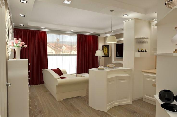 Design interior apartamente - Design de Interior / Amenajari Interioare