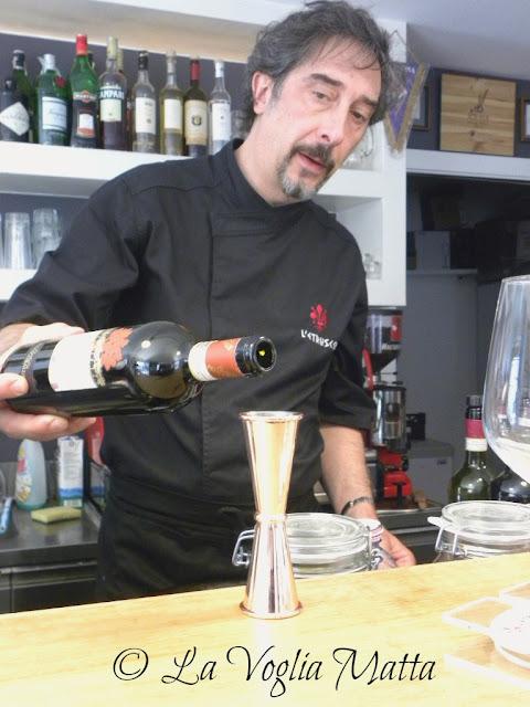 """""""Compari & Impari"""" degustazioni all'Enoteca """" L'Etrusco"""" a Trieste"""