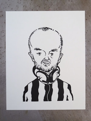 John Peel illustration