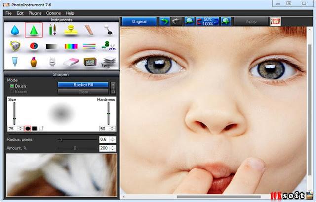 PhotoInstrument 7 Setup File latest version Free Download
