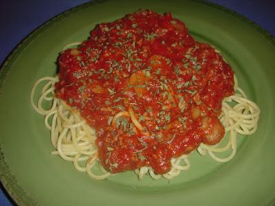 Margaret's Morsels | Crock-Pot Spaghetti Sauce