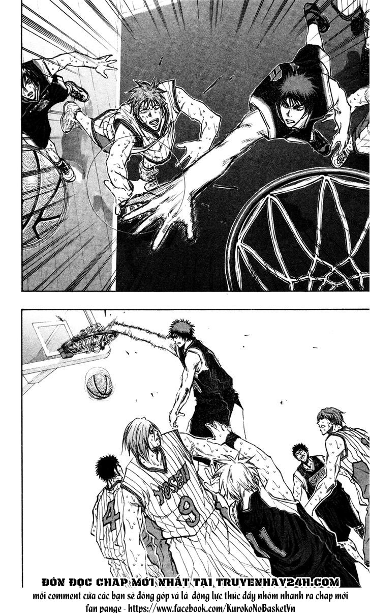 Kuroko No Basket chap 165 trang 5