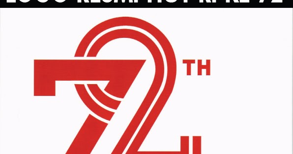logo tema resmi hut ri ke 72 senkom mitra polri sidoarjo informasi komunikasi kamtibmas rescue