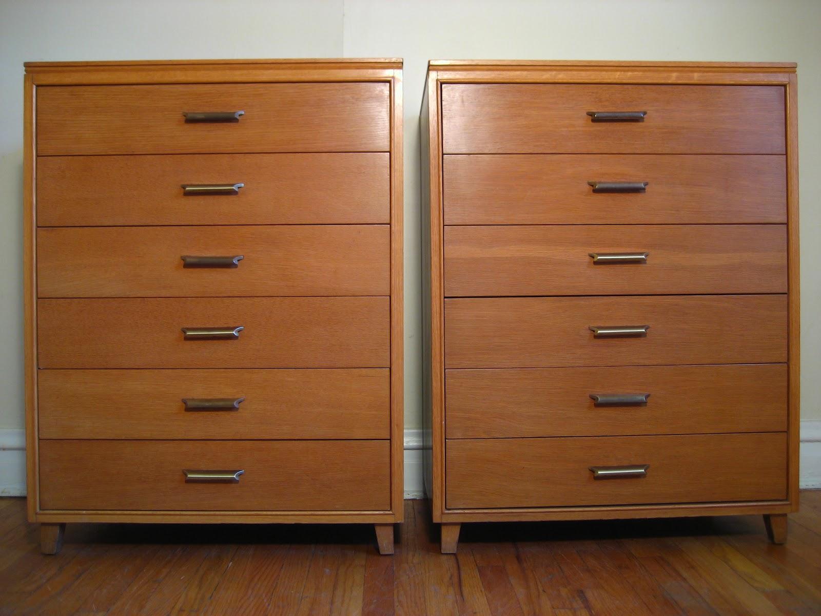 Flatout Design Modern Oak Dressers