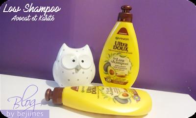 Low Shampoo Avocat et Karité Ultra Doux
