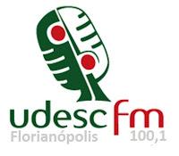Rádio Udesc FM de Florianópolis SC