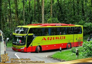 Bus Arimbi Tangerang Bandung
