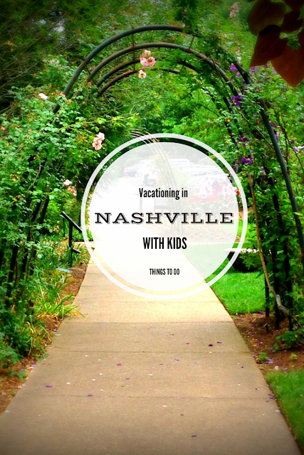 Things to Do While Vacationing in Nashville with kids