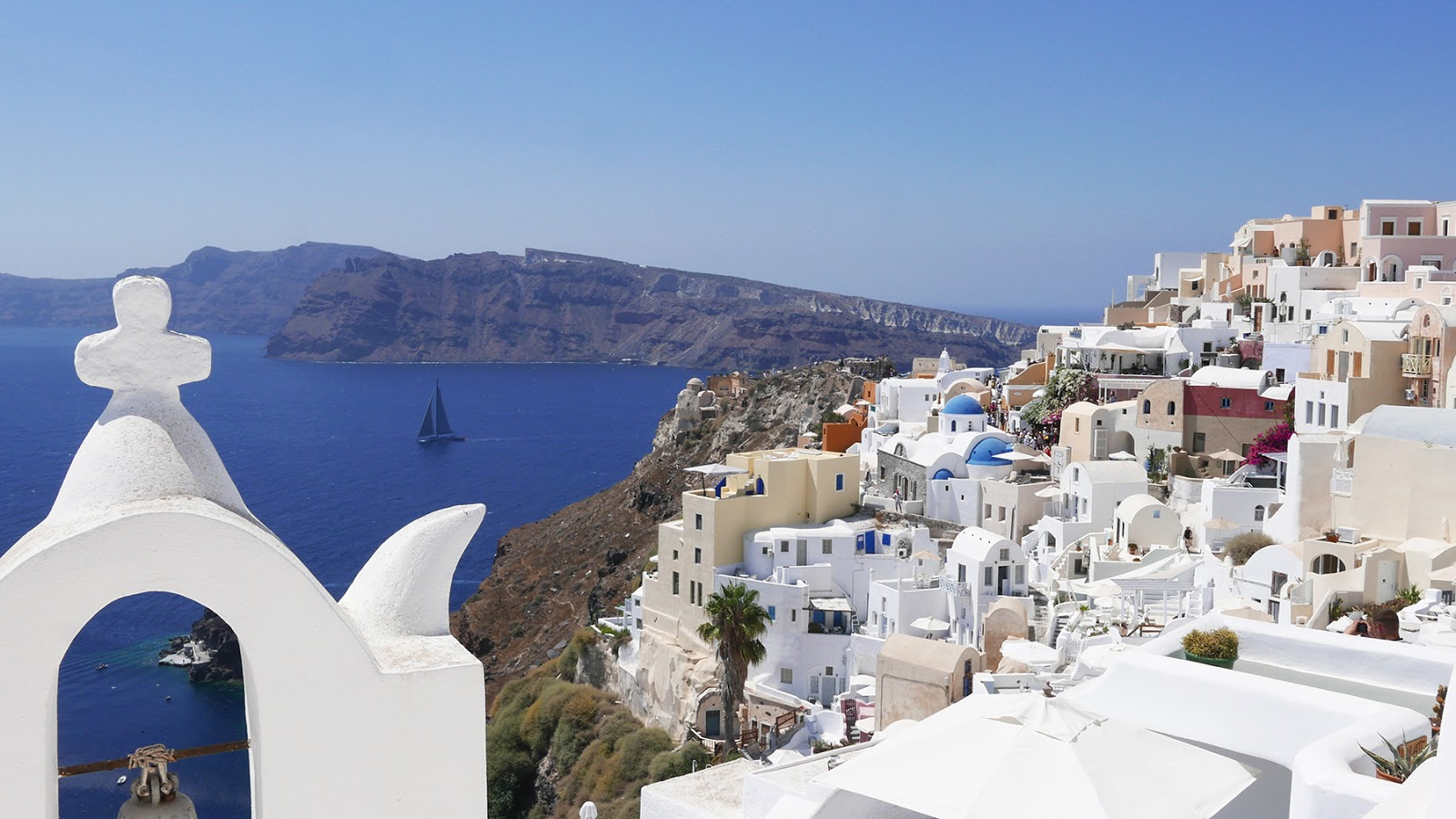 Euriental | luxury travel & style | Santorini Greece, Oia