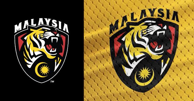 logo harimau malaysia