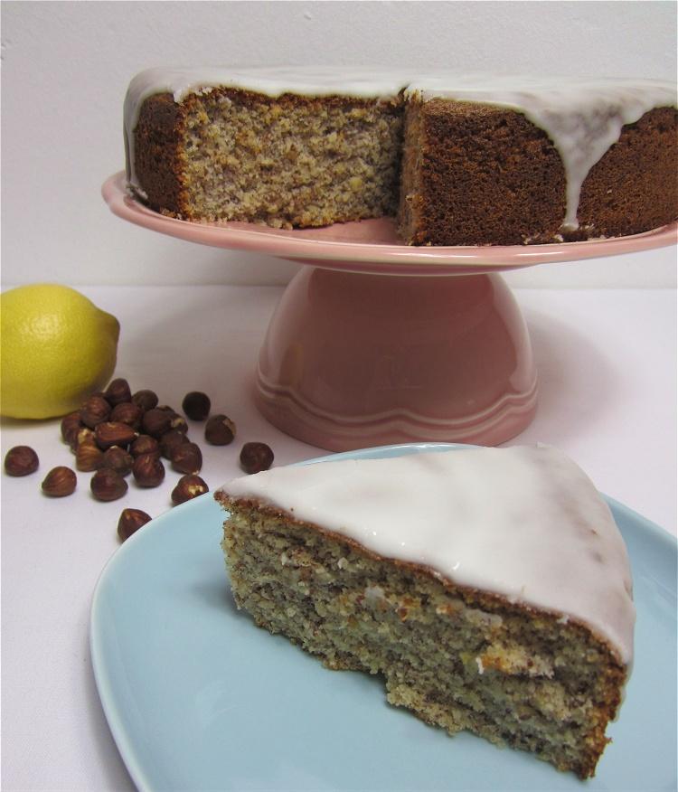 Haselnuss-Zitronen-Kuchen 2